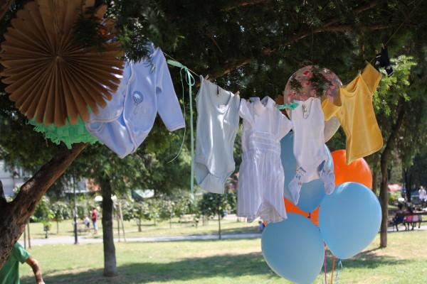 baby shower pokloni