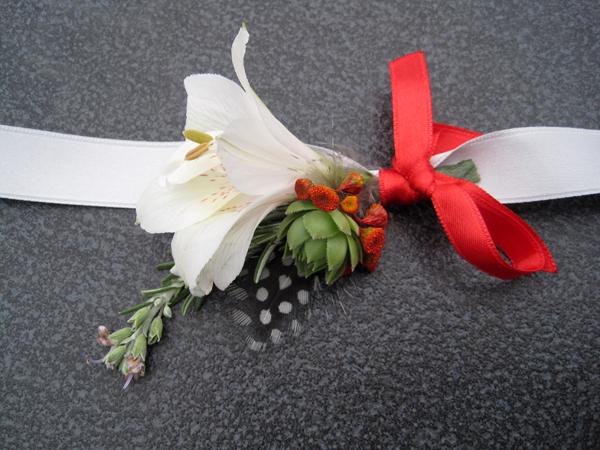 narukvice za kicenje svatova sa zivim cvecem