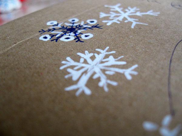 papir za pakovanje poklona