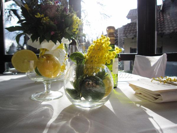 dekoracija vencanja cvetni aranzmani detalj