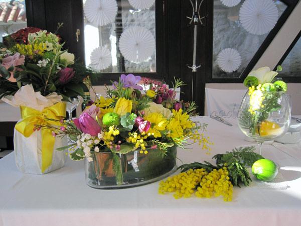 dekoracija vencanja sto za mladence